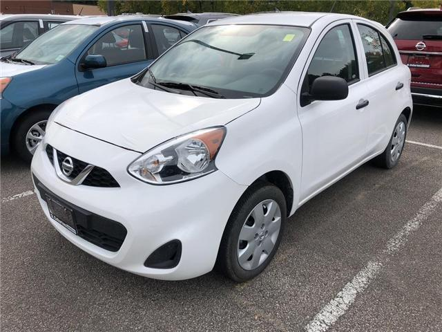 2018 Nissan Micra S (Stk: MI18006) in St. Catharines - Image 1 of 5