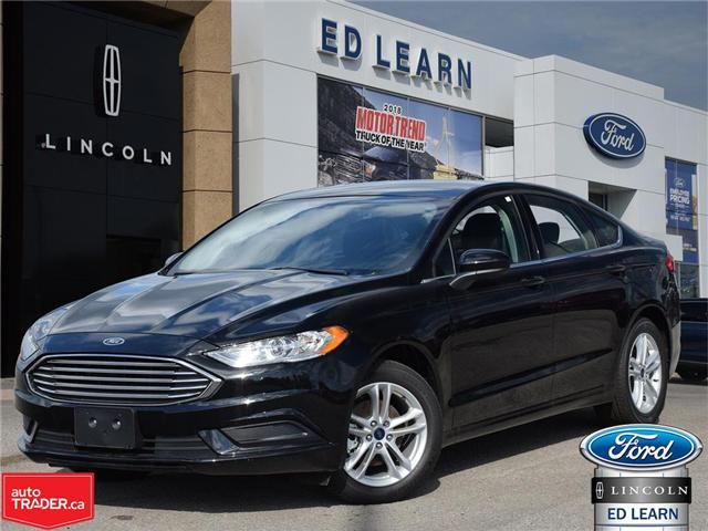 2018 Ford Fusion SE (Stk: 18FU823) in St Catharines - Image 1 of 22