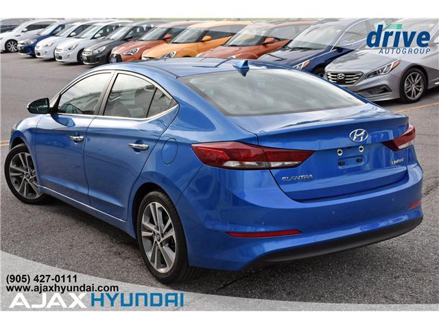 2017 Hyundai Elantra Limited Ultimate (Stk: 17878) in Ajax - Image 4 of 27