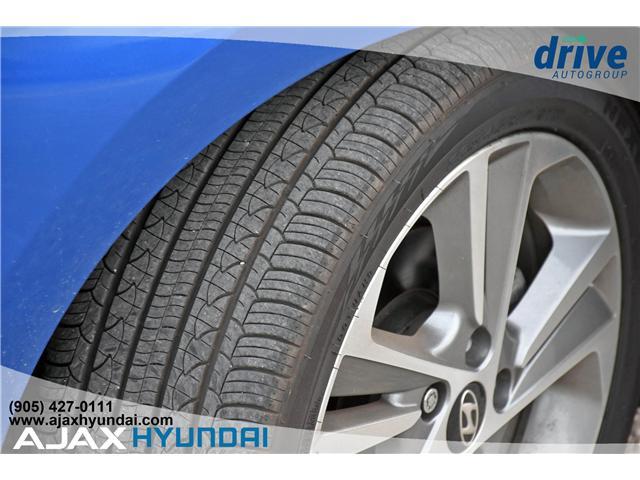 2017 Hyundai Elantra Limited Ultimate (Stk: 17878) in Ajax - Image 8 of 27