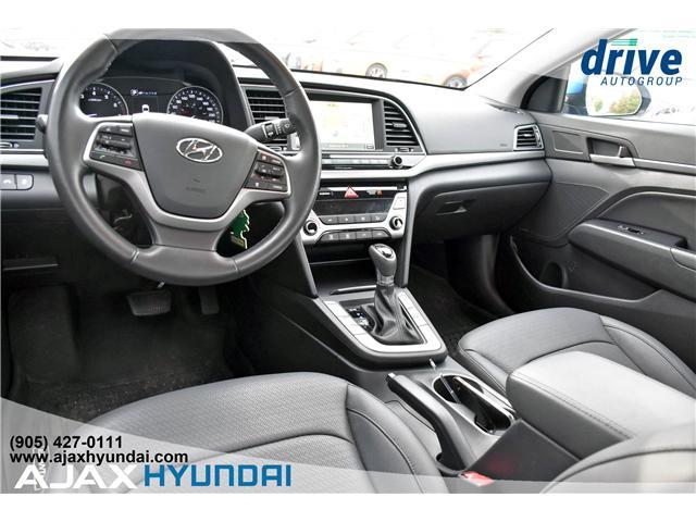 2017 Hyundai Elantra Limited Ultimate (Stk: 17878) in Ajax - Image 10 of 27