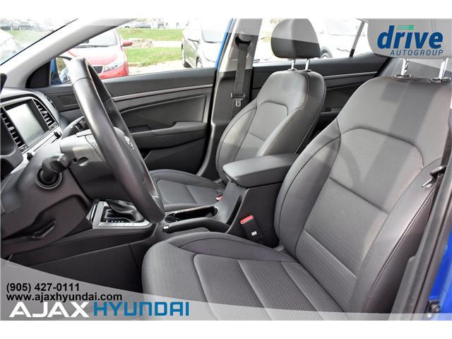 2017 Hyundai Elantra Limited Ultimate (Stk: 17878) in Ajax - Image 12 of 27