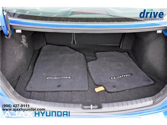 2017 Hyundai Elantra Limited Ultimate (Stk: 17878) in Ajax - Image 13 of 27
