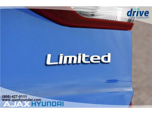 2017 Hyundai Elantra Limited Ultimate (Stk: 17878) in Ajax - Image 15 of 27