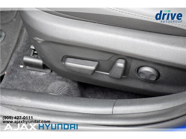 2017 Hyundai Elantra Limited Ultimate (Stk: 17878) in Ajax - Image 17 of 27