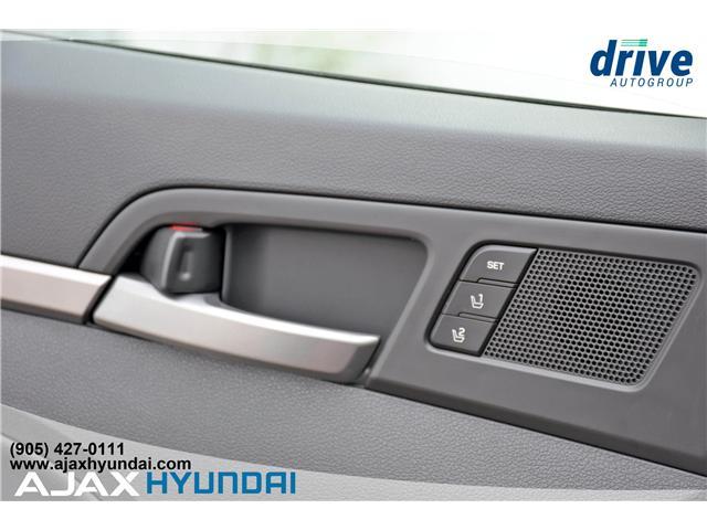 2017 Hyundai Elantra Limited Ultimate (Stk: 17878) in Ajax - Image 18 of 27