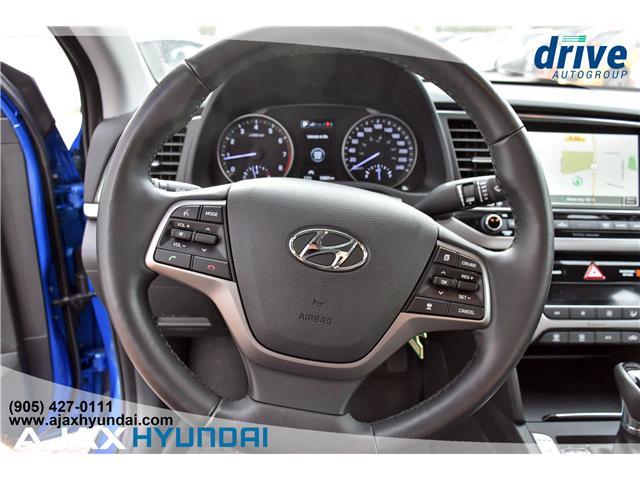 2017 Hyundai Elantra Limited Ultimate (Stk: 17878) in Ajax - Image 19 of 27