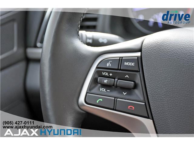 2017 Hyundai Elantra Limited Ultimate (Stk: 17878) in Ajax - Image 20 of 27