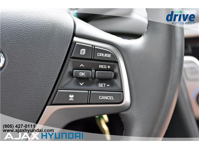 2017 Hyundai Elantra Limited Ultimate (Stk: 17878) in Ajax - Image 21 of 27