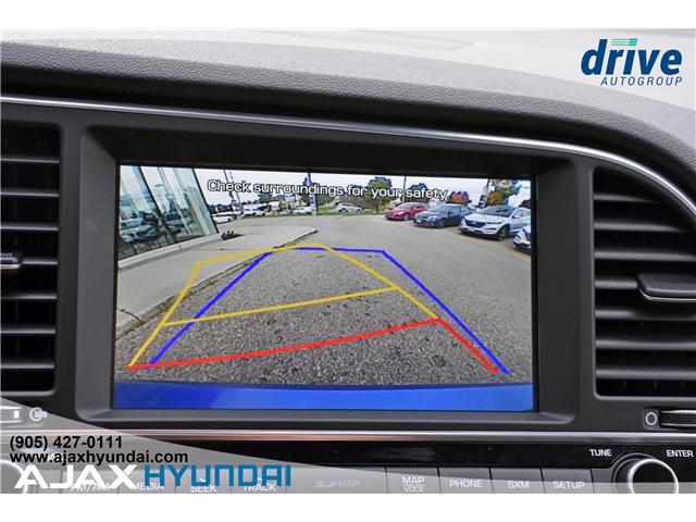 2017 Hyundai Elantra Limited Ultimate (Stk: 17878) in Ajax - Image 23 of 27