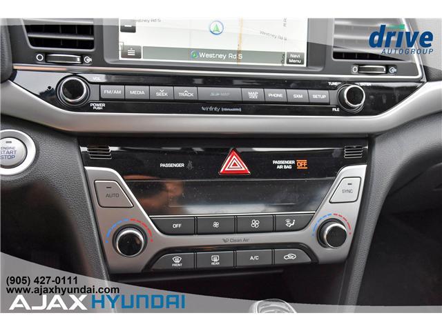 2017 Hyundai Elantra Limited Ultimate (Stk: 17878) in Ajax - Image 24 of 27