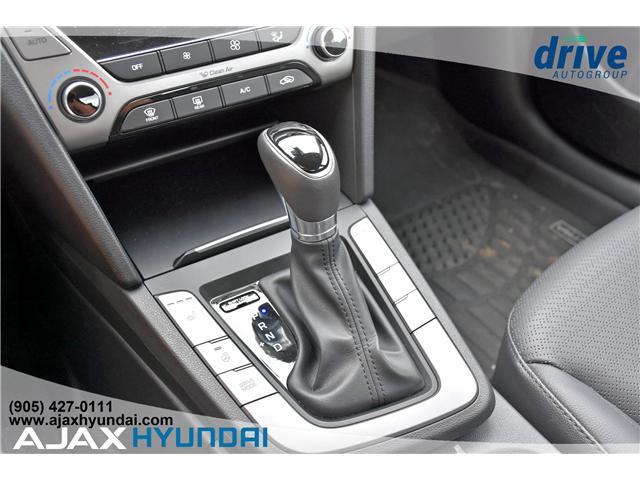 2017 Hyundai Elantra Limited Ultimate (Stk: 17878) in Ajax - Image 25 of 27