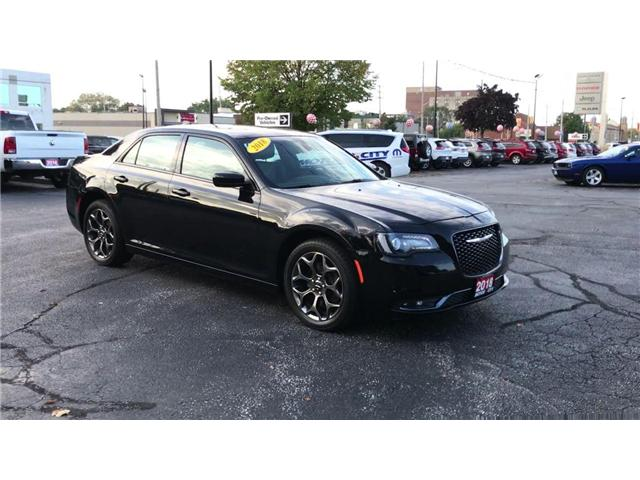 2018 Chrysler 300 S (Stk: 44579) in Windsor - Image 2 of 11