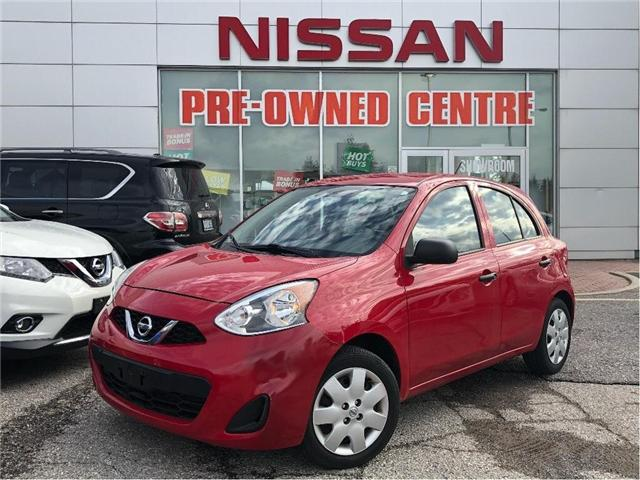 2015 Nissan Micra S-AUTO (Stk: M9909A) in Scarborough - Image 1 of 22