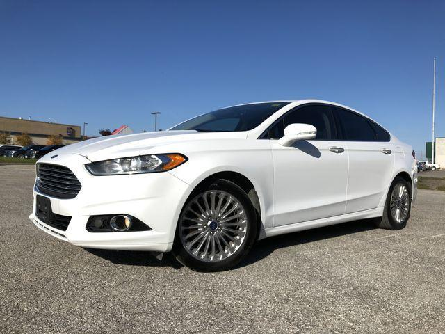 2015 Ford Fusion Titanium (Stk: FP181399A) in Barrie - Image 2 of 30