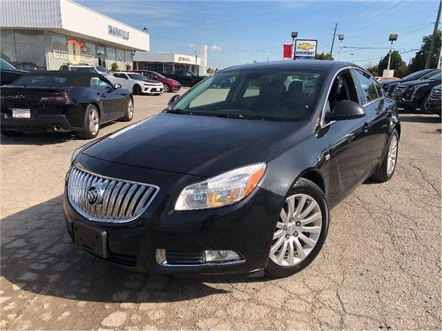 2011 Buick Regal CXL- LEATHER- GM CERTIFIED-TRADE-IN (Stk: 523988A) in Markham - Image 2 of 15