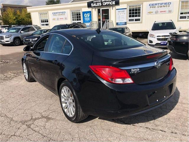 2011 Buick Regal CXL- LEATHER- GM CERTIFIED-TRADE-IN (Stk: 523988A) in Markham - Image 4 of 15