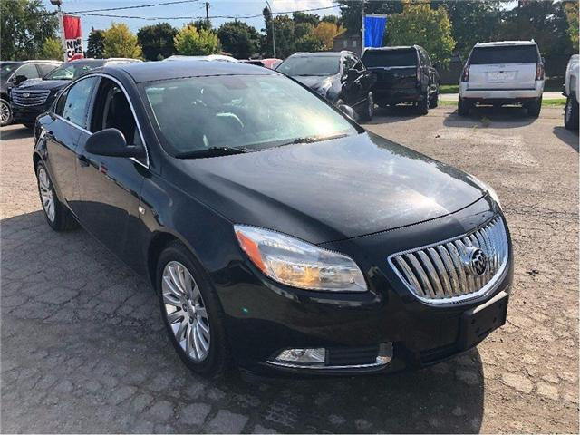 2011 Buick Regal CXL- LEATHER- GM CERTIFIED-TRADE-IN (Stk: 523988A) in Markham - Image 8 of 15
