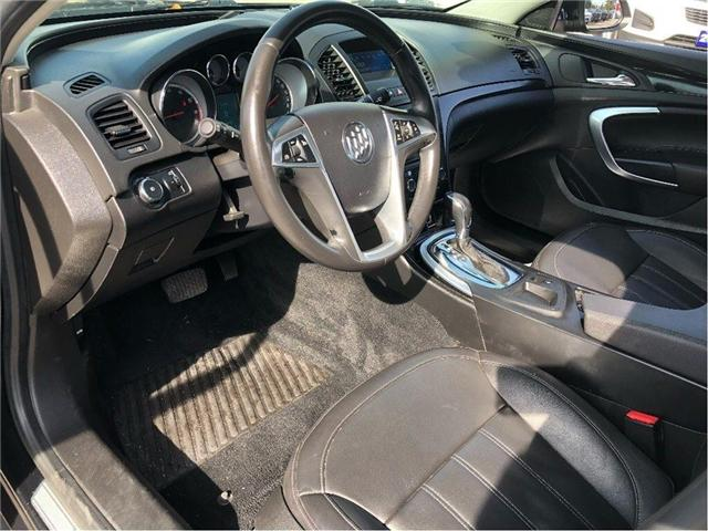 2011 Buick Regal CXL- LEATHER- GM CERTIFIED-TRADE-IN (Stk: 523988A) in Markham - Image 10 of 15