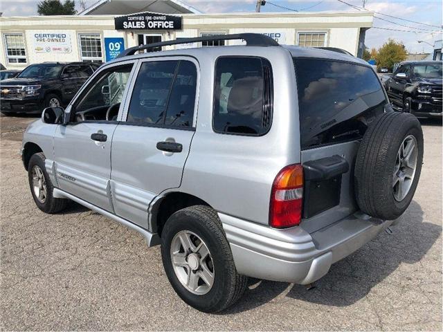 2003 Chevrolet Tracker LT- CERTIFIED- TRADE-IN (Stk: 704489A) in Markham - Image 4 of 16