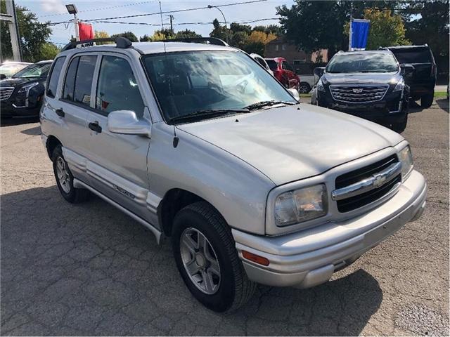 2003 Chevrolet Tracker LT- CERTIFIED- TRADE-IN (Stk: 704489A) in Markham - Image 8 of 16