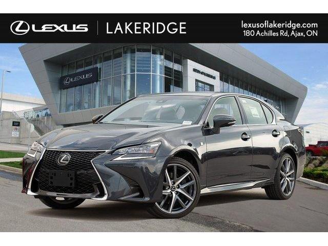 2018 Lexus GS 350 Premium (Stk: L18401) in Toronto - Image 1 of 30