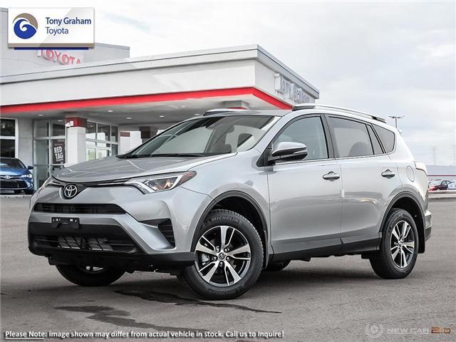 2018 Toyota RAV4 LE (Stk: 57527) in Ottawa - Image 1 of 24