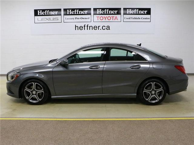 2015 Mercedes-Benz CLA-Class Base (Stk: 187279) in Kitchener - Image 23 of 30
