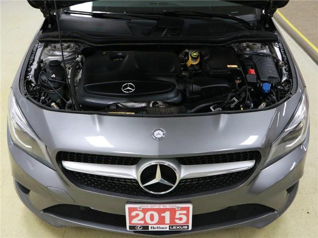 2015 Mercedes-Benz CLA-Class Base (Stk: 187279) in Kitchener - Image 28 of 30