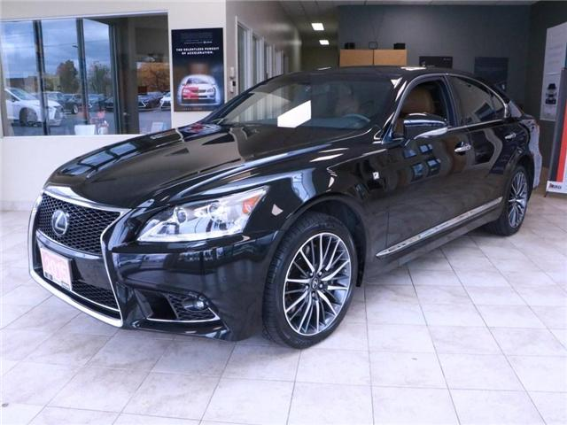 2015 Lexus LS 460 Base (Stk: 187285) in Kitchener - Image 1 of 27