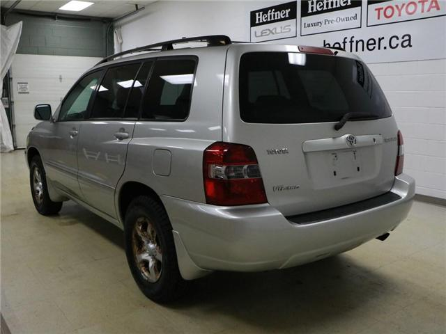 2005 Toyota Highlander V6 (Stk: 186182) in Kitchener - Image 2 of 24