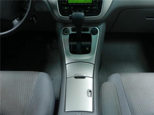 2005 Toyota Highlander V6 (Stk: 186182) in Kitchener - Image 9 of 24