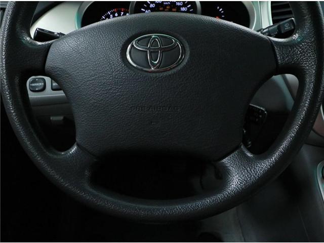 2005 Toyota Highlander V6 (Stk: 186182) in Kitchener - Image 10 of 24