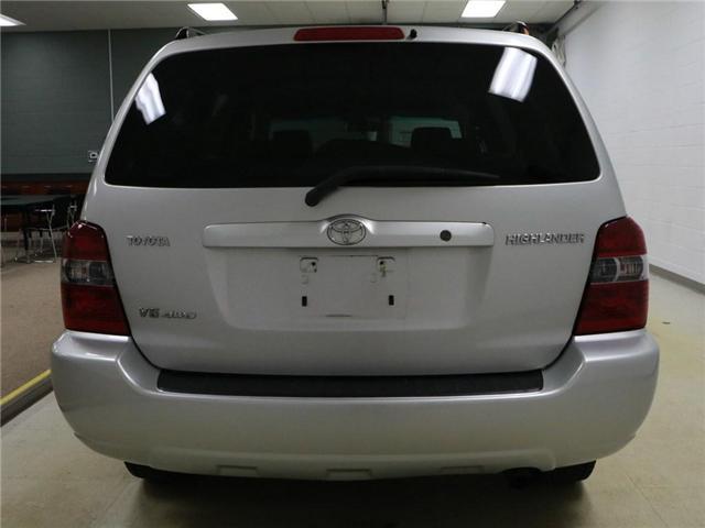 2005 Toyota Highlander V6 (Stk: 186182) in Kitchener - Image 17 of 24