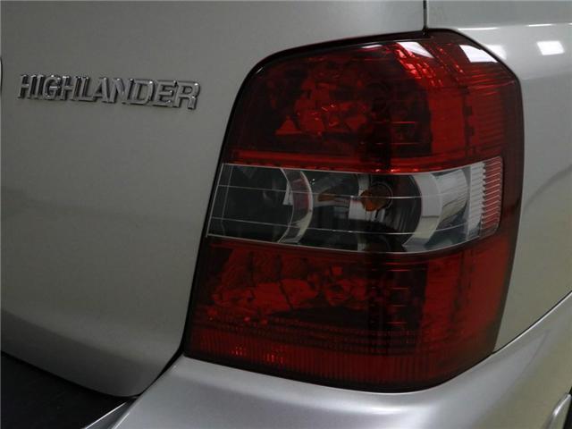 2005 Toyota Highlander V6 (Stk: 186182) in Kitchener - Image 19 of 24
