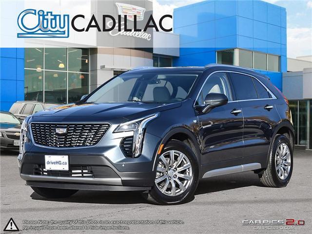 2019 Cadillac XT4 Premium Luxury (Stk: 2901374) in Toronto - Image 1 of 27