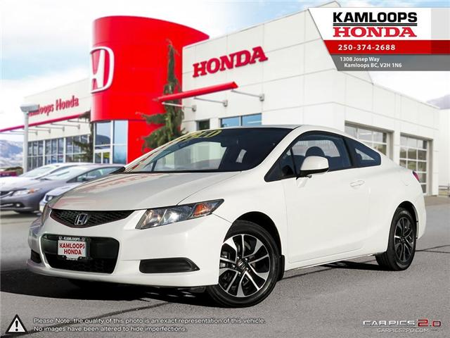 2013 Honda Civic EX (Stk: 14157U) in Kamloops - Image 1 of 25