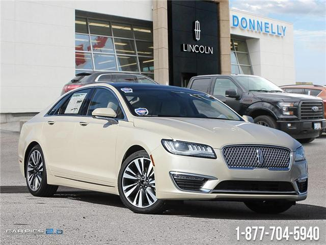 2018 Lincoln MKZ Reserve (Stk: CLDU5866) in Ottawa - Image 1 of 27