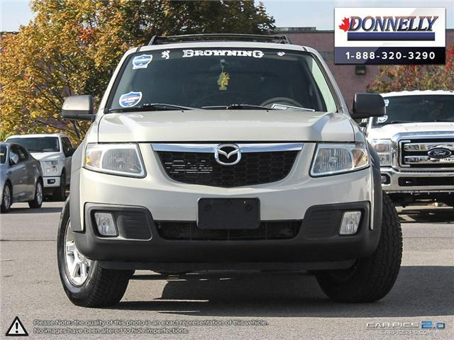 2008 Mazda Tribute  (Stk: PBWDR2080B) in Ottawa - Image 2 of 29
