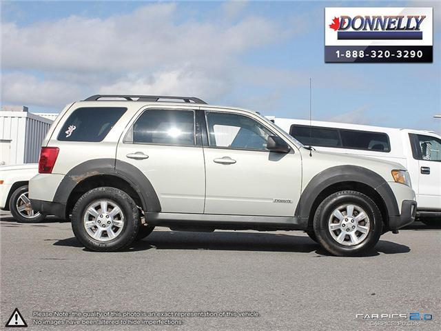 2008 Mazda Tribute  (Stk: PBWDR2080B) in Ottawa - Image 3 of 29