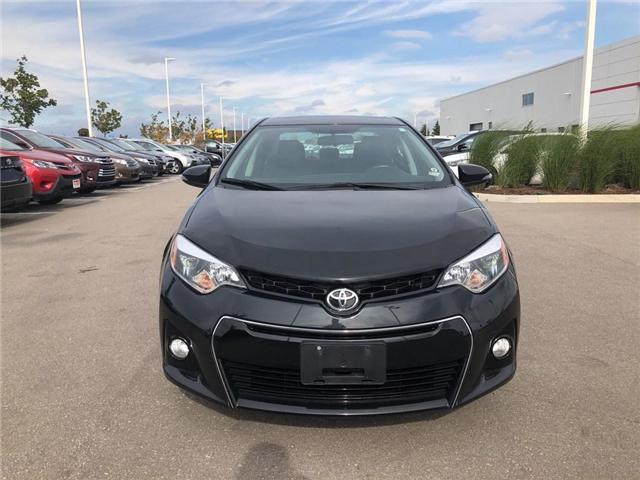 2014 Toyota Corolla S (Stk: D182208A) in Mississauga - Image 2 of 19