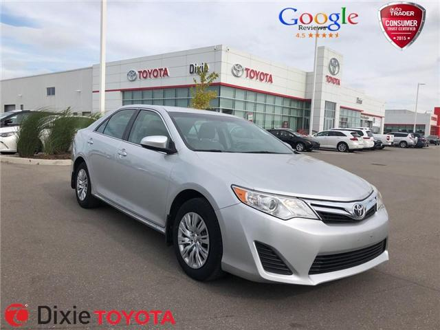 2014 Toyota Camry LE (Stk: D182754A) in Mississauga - Image 1 of 15