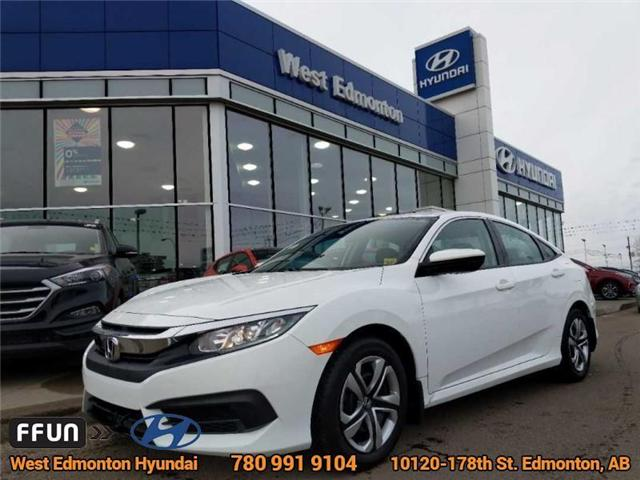 2018 Honda Civic LX (Stk: 86902A) in Edmonton - Image 1 of 20