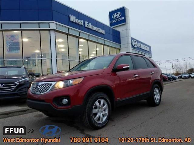 2011 Kia Sorento LX (Stk: E4094A) in Edmonton - Image 1 of 20