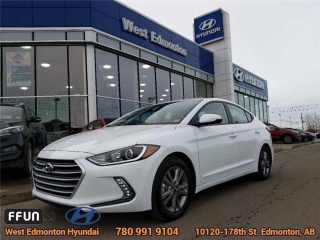 2018 Hyundai Elantra GL (Stk: E4140) in Edmonton - Image 1 of 21