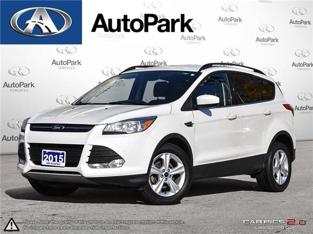 2015 Ford Escape SE (Stk: ) in Toronto - Image 1 of 27
