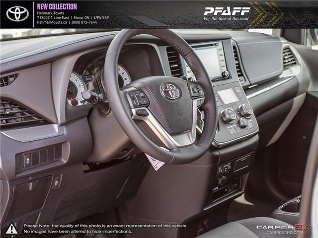 2019 Toyota Sienna SE AWD 7-Passenger V6 (Stk: H19045) in Orangeville - Image 13 of 29