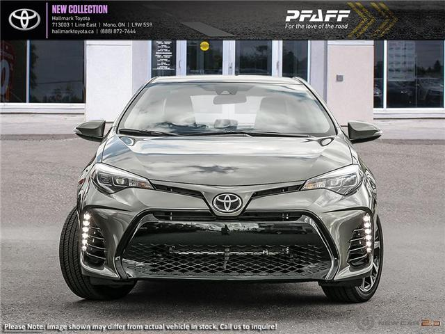 2019 Toyota Corolla 4-door Sedan SE CVTi-S (Stk: H19078) in Orangeville - Image 2 of 24