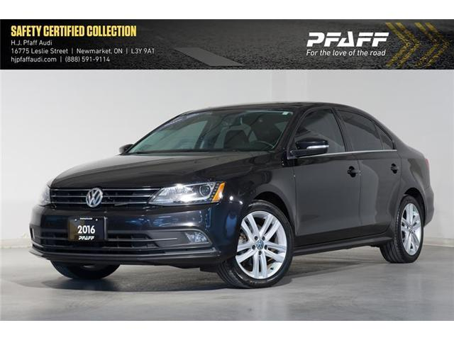 2016 Volkswagen Jetta 1.8 TSI Highline (Stk: A11453A) in Newmarket - Image 1 of 18