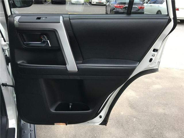 2018 Toyota 4Runner SR5 (Stk: 41451X) in Brampton - Image 22 of 30